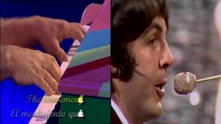 Hey Jude  -  The Beatles Sub español e ingles Video Official HD