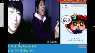 더크로스 김경현 - Rock the People (Stryper) (노래하는코트)
