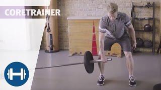Übungen für das Training mit Langhantel Core-Trainer   Fitness & Kraftsport   Sport-Thieme