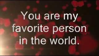 Sweet Message For Girlfriend ( Hameed Shakhiry)