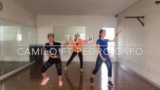 Tutu   Pedro Capo Ft Camilo   Zumba Fitness