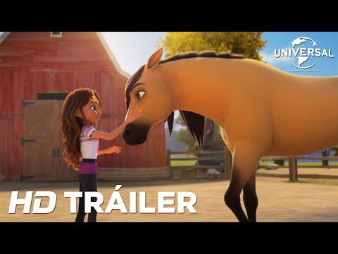 Trailer Spirit Indomable