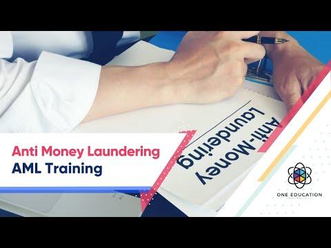 Anti Money Laundering AML Training - YouTube