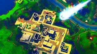"Just DAYS before the ""METEOR"" strike, and THIS happens in Fortnite.. 😱😳"