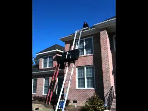Safe Solar Panel Lifting