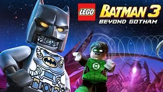 LEGO Batman 3 Beyond Gotham Pelicula Completa En Español 1080p Game Movie