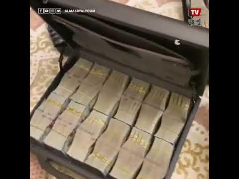 استخدمت كمخزن لـ 8 ملايين دولار.. فيديو من شقة الجيزة للمتهم يحي مهران أحد أذرع صفوان ثابت