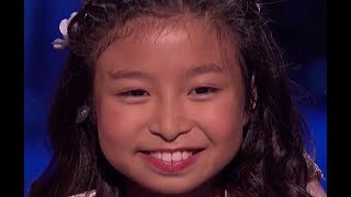 9 Y.O. Little STAR Delivers PERFECT Song! | Semifinals 2 | America