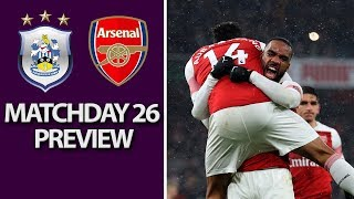 Huddersfield v. Arsenal | PREMIER LEAGUE MATCH PREVIEW | 2/9/19 | NBC Sports
