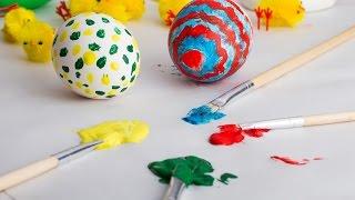 Όμορφες ιδέες για πασχαλινές χειροτεχνίες Title