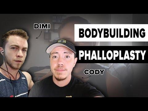 Bodybuilding and Phalloplasty (Бодибилдинг и Фаллопластика - ФТМ отвечает на вопросы) [cc]