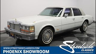 1979 Cadillac Seville For Sale    107-PHX