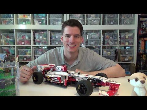LEGO® Technic 42000 Grand Prix Racer