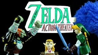 ZELDA ACTION THEATER: Dawn of the Birth of the Awakening