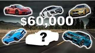 The BEST Sports Car For $60,000!
