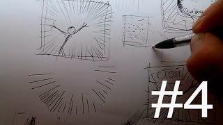 Смотреть онлайн Учимся рисовать скринтоны для манги