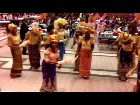 Best Igbo traditional dance in Picardie France
