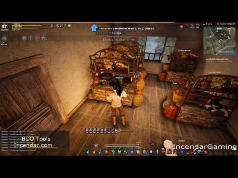 How to use less materials in cooking recipes mechanics Black Desert Online BDO