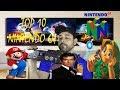 Top 10 Nintendo 64 Os Melhores Jogos Do Console