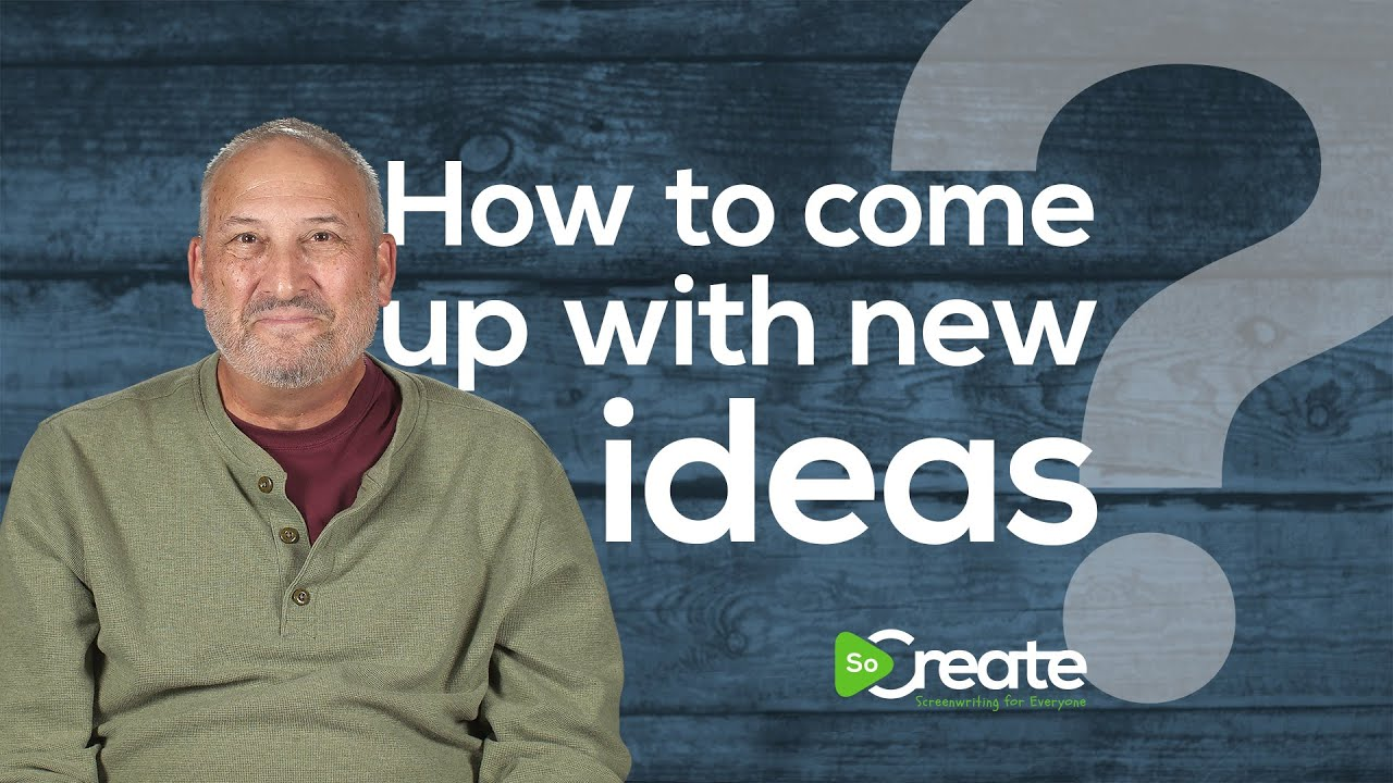 Veteran TV Writer Ross Brown Tells Writers How to Come Up With New Ideas