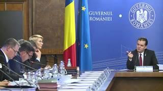 02/04/20 Declarații susținute de premierul Ludovic Orban la începutul ședinței de guvern