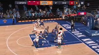 NBA Live - NY Kniks X CH Bulls