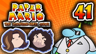 Paper Mario TTYD: Gripping Love Story - PART 41 - Game Grumps