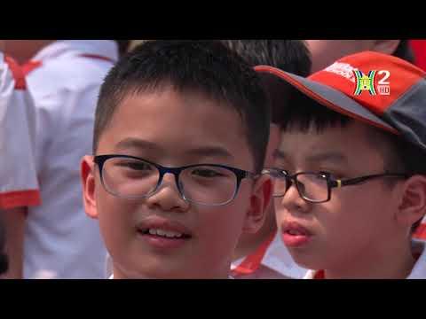 Phóng sự: Trải nghiệm và học tập tại trường THCS&THPT Quốc tế Thăng Long trên kênh H2 - Đài truyền hình Hà Nội