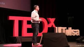 Oklahoma: A Case Study on the Female Incarceration Epidemic | Eric Cullen | TEDxUTulsa