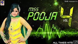 Miss Pooja Top 10 All Times Hits Vol 4  NonStop HD Video  Punjabi New Hit Song 2016