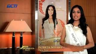 Patricia Atma Novera Hutapea for Miss Indonesia 2015