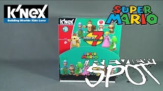 Collectible Spot - K'nex Super Mario Series 8 Blind Bags CASE OPENING!