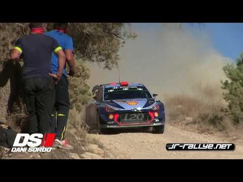 Dani Sordo Rally RACC-Rally de España 2017