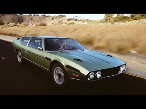 1970 Lamborghini Espada Series II Video