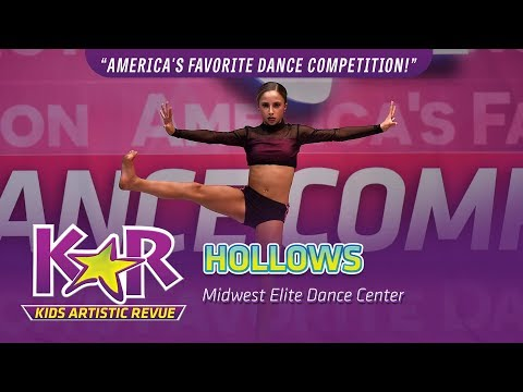 """Hollows"" from Midwest Elite Dance Center"
