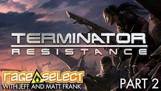 Terminator: Resistance - The Dojo (Let's Play) - Part 2