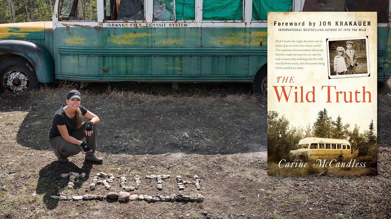 The Wild Truth Book Trailer