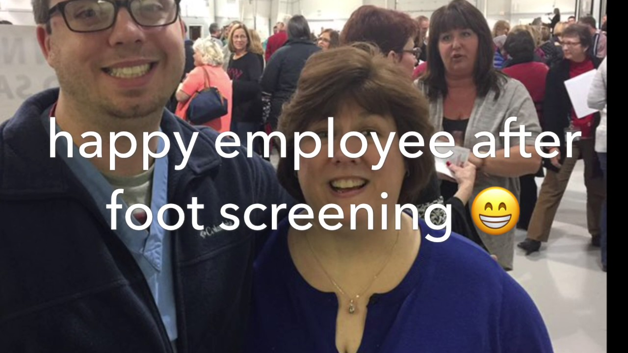 Hamilton County Employee Holiday Wellness Event