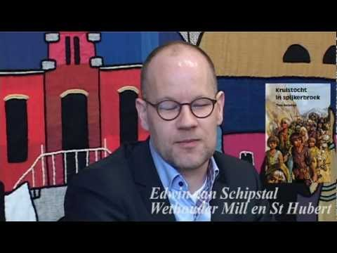 Favoriete boek - Wethouder Edwin van Schipstal
