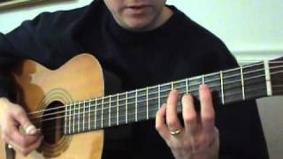 """Phil Hunt - """"Tennessee Stud"""" tutorial by Jerry Reed & Chet Atkins"""