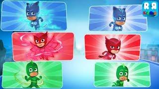 PJ Masks: Super City Run - Pj Masks and Superpower Pj Masks