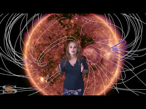Solar Storm Forecast - July 12, 2019 at 06:55PM