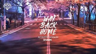 [Vietsub] SHAUN (숀) – Way Back Home (집으로 가는 길) (Acoustic Ver)