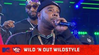 Rip Micheals Snatches Kandie's Wig 😂 | Wild 'N Out | #Wildstyle