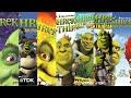 The Evolution Of Shrek Games