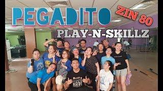 ZIN 80 Pegadito   Play N Skillz | H² Zumba | Choreography By ZIN Herdz Hervera | DUBAI