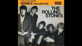 The Rolling Stones - (I Can't Get No) Satisfaction (Giorgio K Re-Edit)