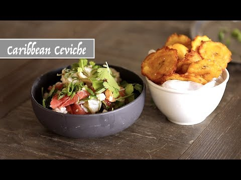 Caribbean Ceviche & Celebrity Edge Vacation