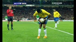 Robinho Football Circus ► SHOCKING Skills & Tricks