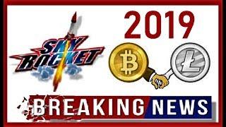 BTC &  LTC  NEWS:  Skyrocket  2019 ???